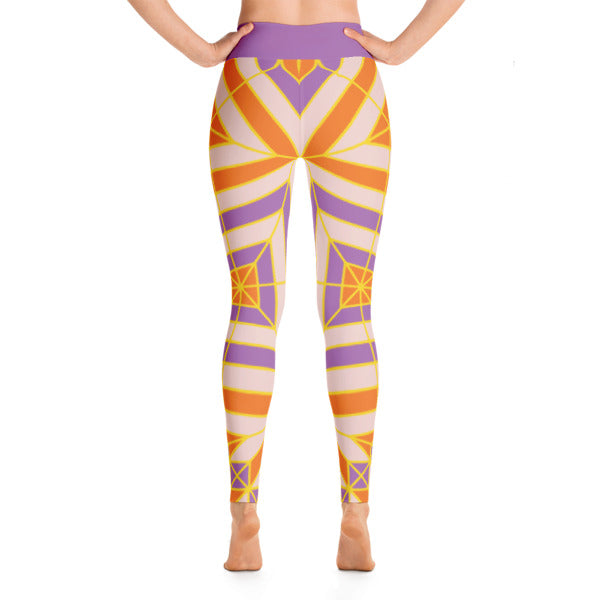 PHILIPP SIDLER Yoga Leggings in Dream Weaver