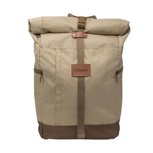 ORIGAUDIO El Dorado Roll Top Pack in Tan
