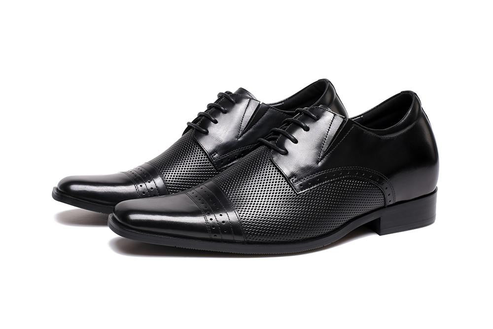 OOFY Alto Oxford Shoe in Black