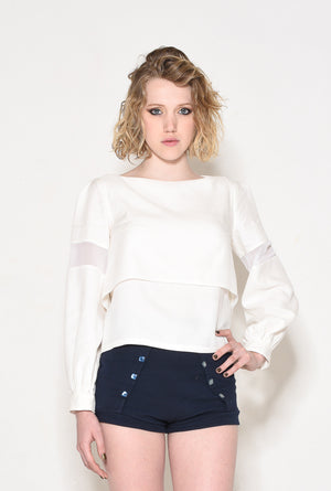EON PARIS Layered Top