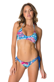 LYBETHRAS Diana Bikini Top in Moonrise