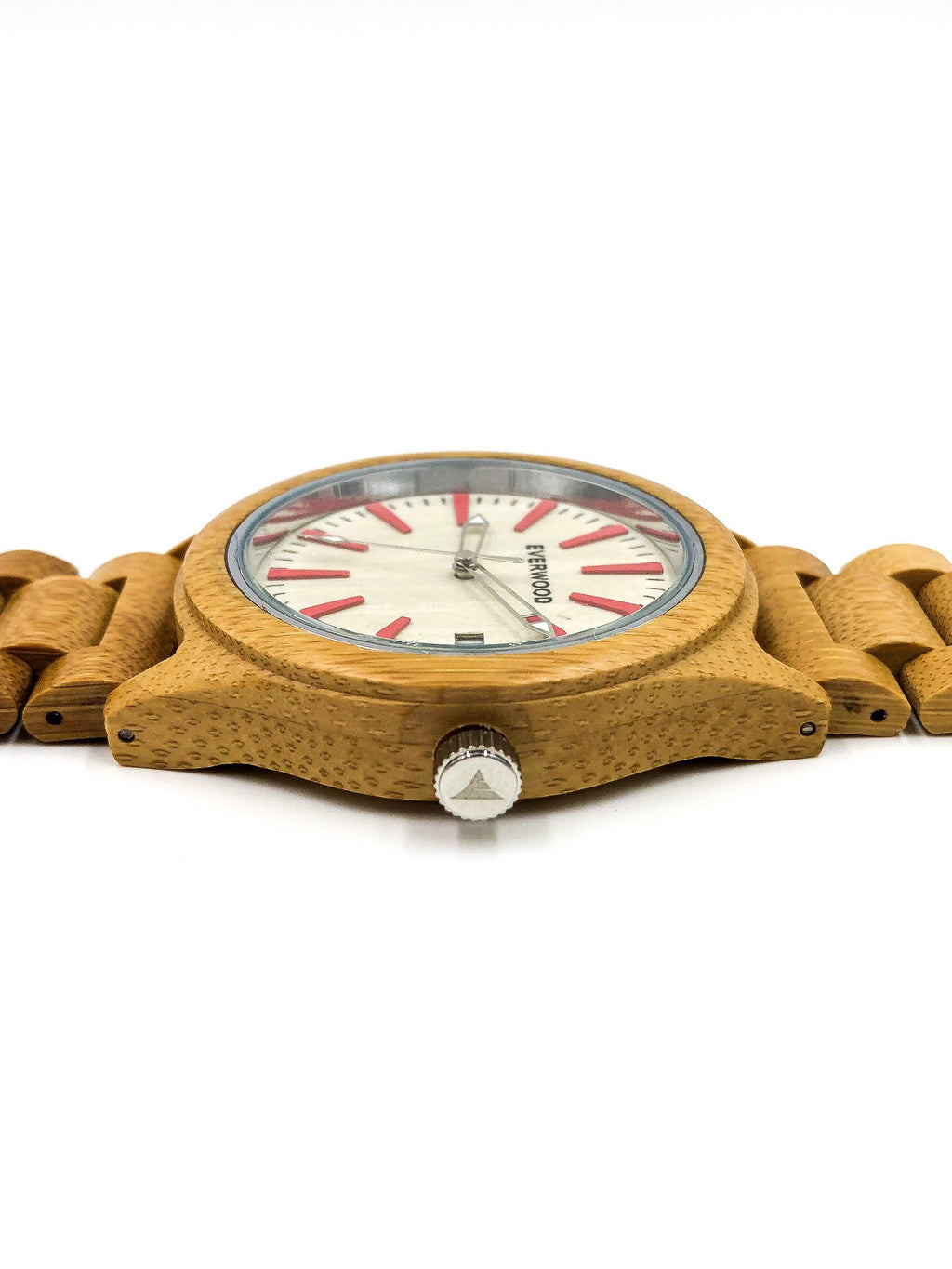 EVERWOOD Kylemore Watch in Bamboo