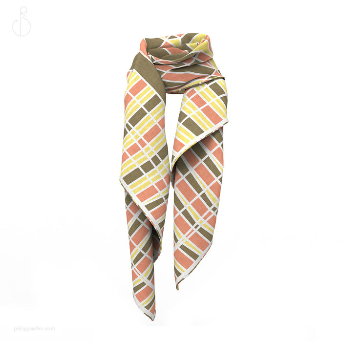 PHILIPP SIDLER Scarf in Wishful Thinking