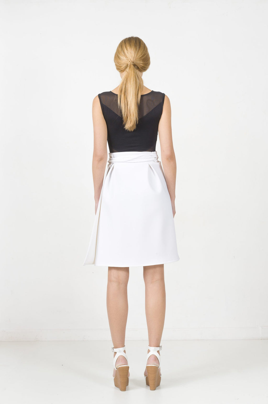 EON PARIS Neoprene Skirt