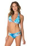 LYBETHRAS Gaby Bikini Bottoms in Sea Shell