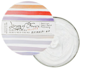 LIBRARY OF FLOWERS Perfumed Creme in Kirimashi Air No. 017