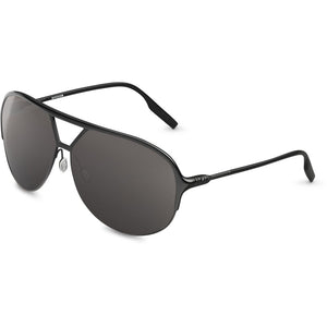 IVI VISION Division Sunglasses Polished Black and Matte Black