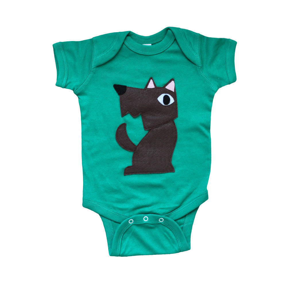 MI CIELO Toto the Dog Baby Onesie