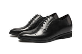 OOFY Hoog Oxford Shoe in Black