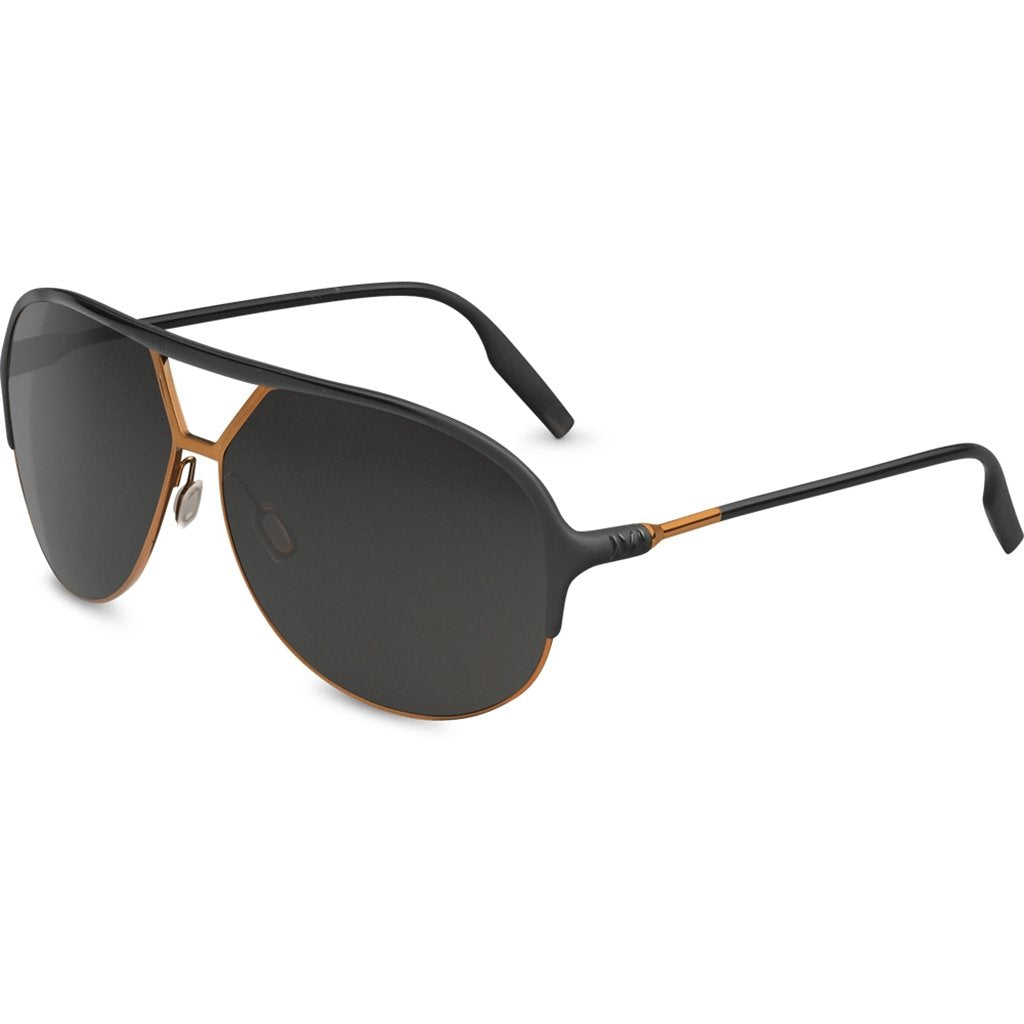 IVI VISION Division Sunglasses in Black and Copper/Grey