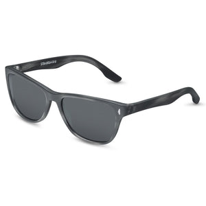 IVI VISION The Standard Sunglasses in Matte Grey Tortoise / Grey Lens