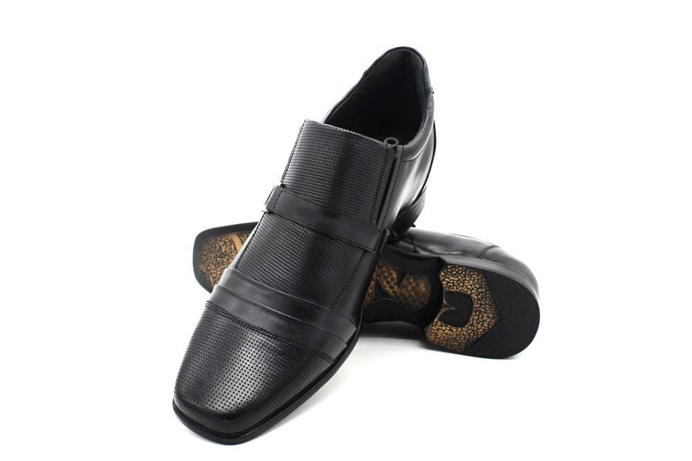 OOFY Visok Shoes in Black