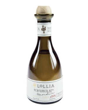 LOLLIA Perfumed Bath Oil in Wander