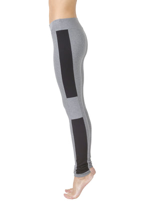 EON PARIS Stripe Leggings
