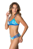 LYBETHRAS Tulum Bikini Bottom in Sea Shell