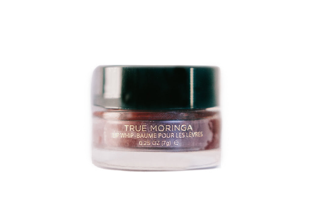 TRUE MORINGA Mystery Burgundy Anise Lip Whip