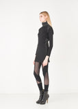 EON PARIS Turtleneck Tunic