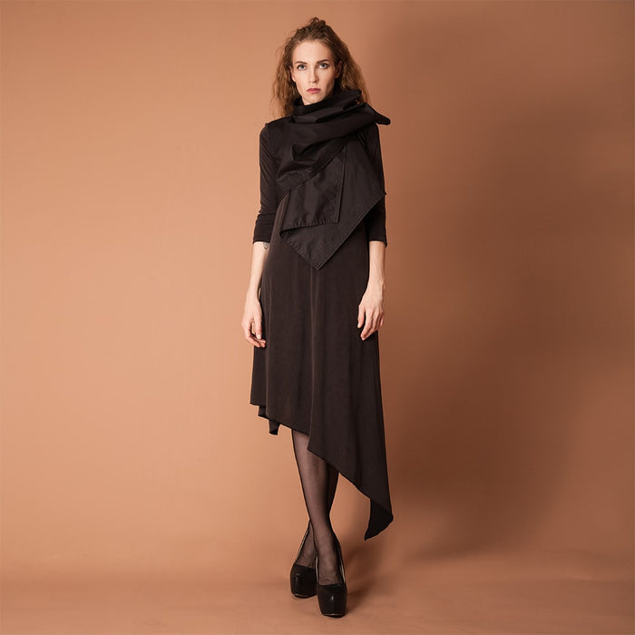 GUZUNDSTRAUS Metamorph Dress: Reversible