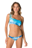 LYBETHRAS Lulu Bikini Top in Sea Shell