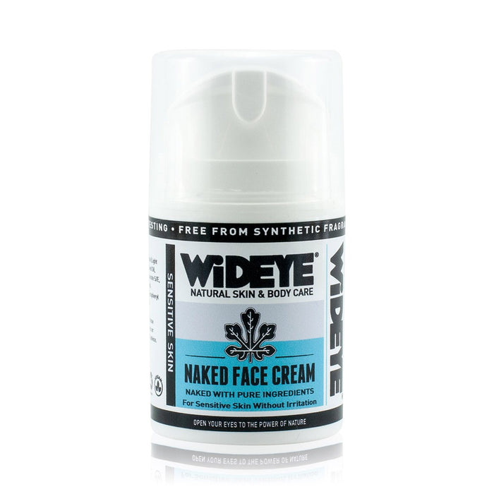 WIDEYE Naked Face Cream