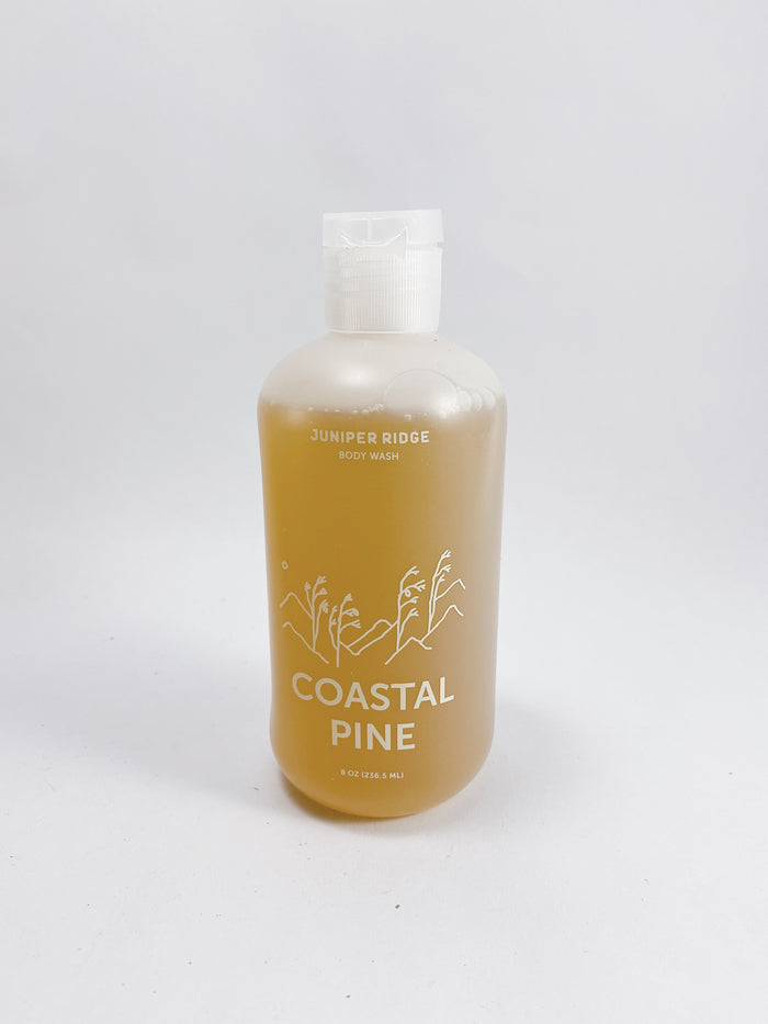 JUNIPER RIDGE Body Wash in Coastal Pine