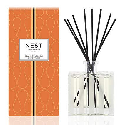NEST Reed Diffuser in Orange Blossom