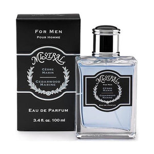MISTRAL for Men Eau de Parfum in Cedarwood Marine