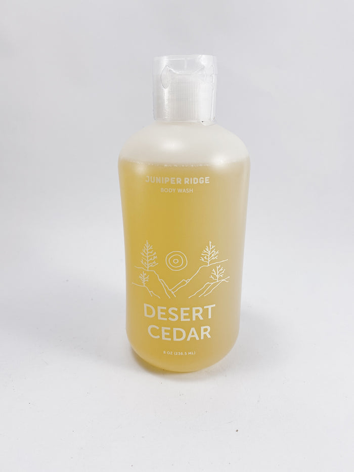 JUNIPER RIDGE Body Wash in Desert Cedar