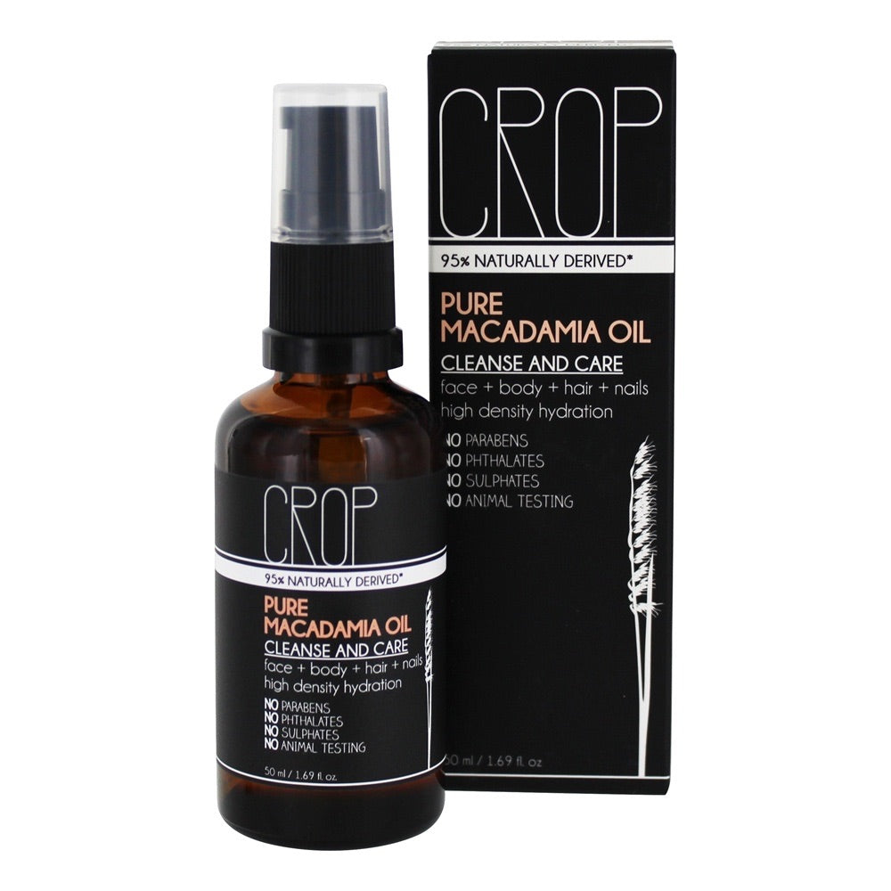 CROP Pure Macadamia Oil