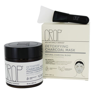 CROP Detoxifying Charcoal Mask