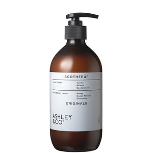 ASHLEY & CO Sootherup Hand & Body Lotion in Vine & Paisley
