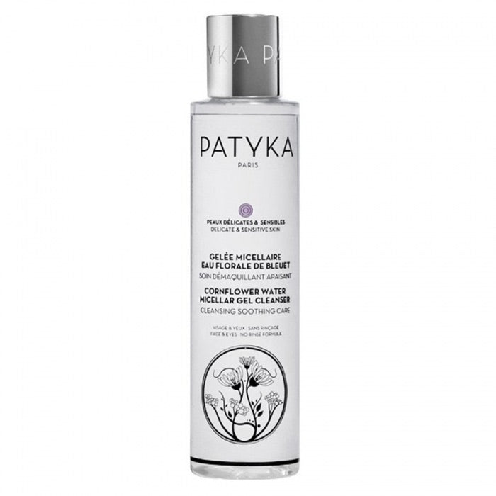 PATYKA Cornflower Water Micellar Cleansing Gel