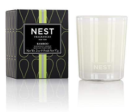 NEST Votive Candle in Bamboo