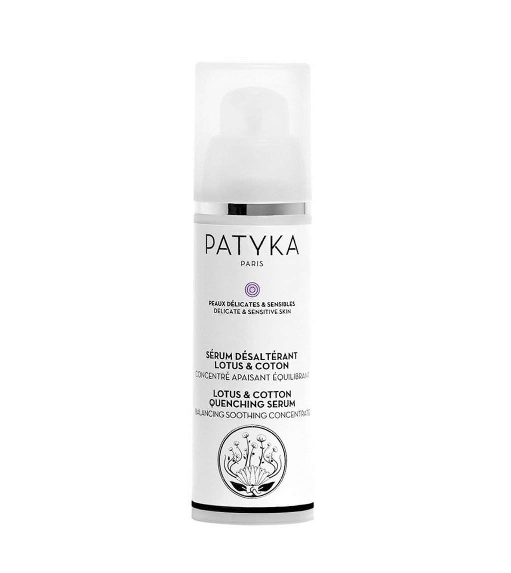 PATYKA Lotus & Cotton Quenching Serum