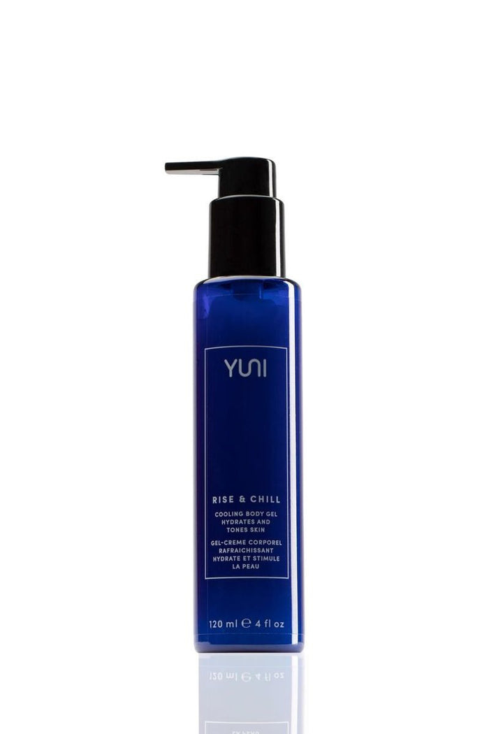 YUNI Rise & Chill Cooling Body Gel