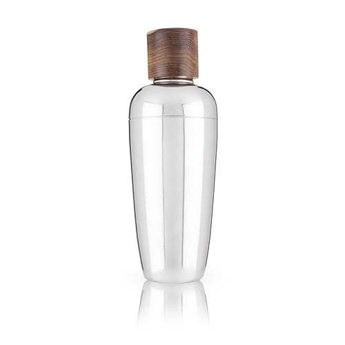 VISKI Rosewood Cocktail Shaker