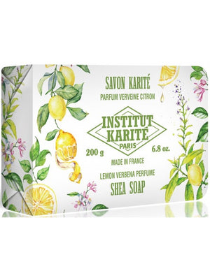 INSTITUT KARITE PARIS Shea Soap in Lemon Verbena