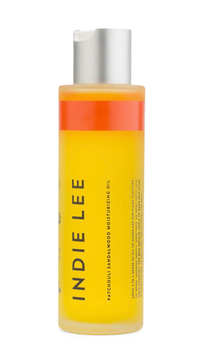 INDIE LEE Moisturizing Oil in Patchouli Sandalwood