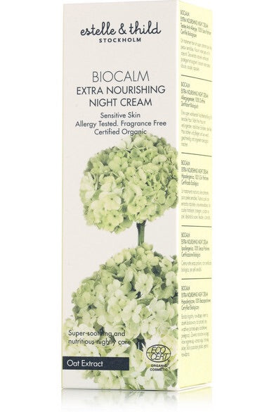 ESTELLE & THILD Biocalm Extra Nourishing Night Cream