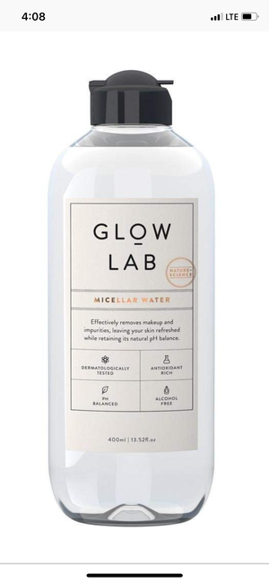 GLOW LAB Micellar Water