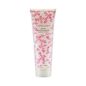 LOLLIA Perfumed Shower Gel in Relax