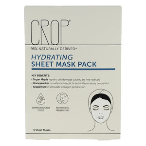 CROP Hydrating Sheet Masks (5)