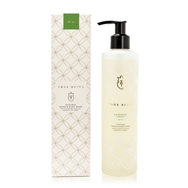 TRUE GRACE Hand & Body Wash in Curious No. 45