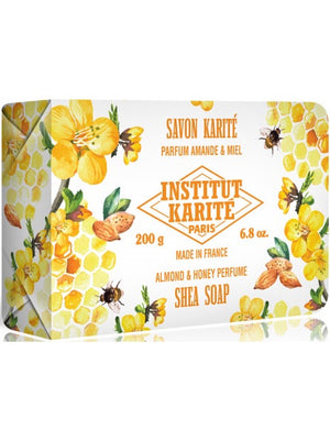 INSTITUT KARITE PARIS Shea Soap in Almond & Honey