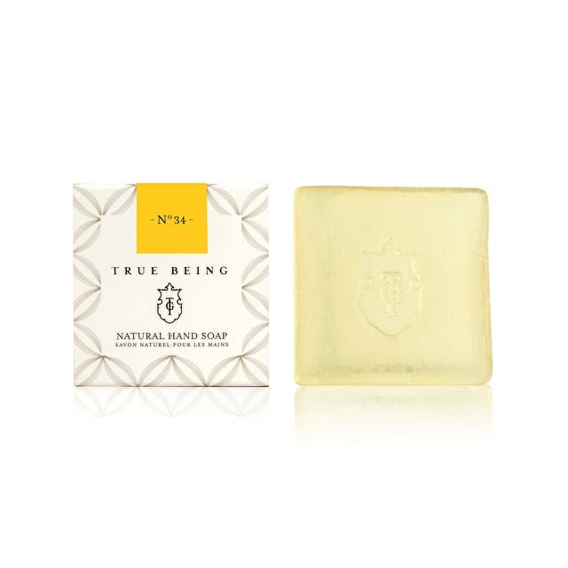 TRUE GRACE Travel Hard Soap in Sacristy No. 34
