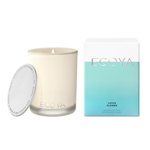 ECOYA Mini Madison Candle in Lotus Flower