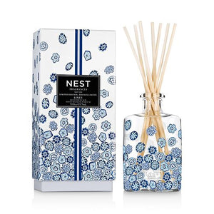 NEST Limited Edition Reed Diffuser in Linen