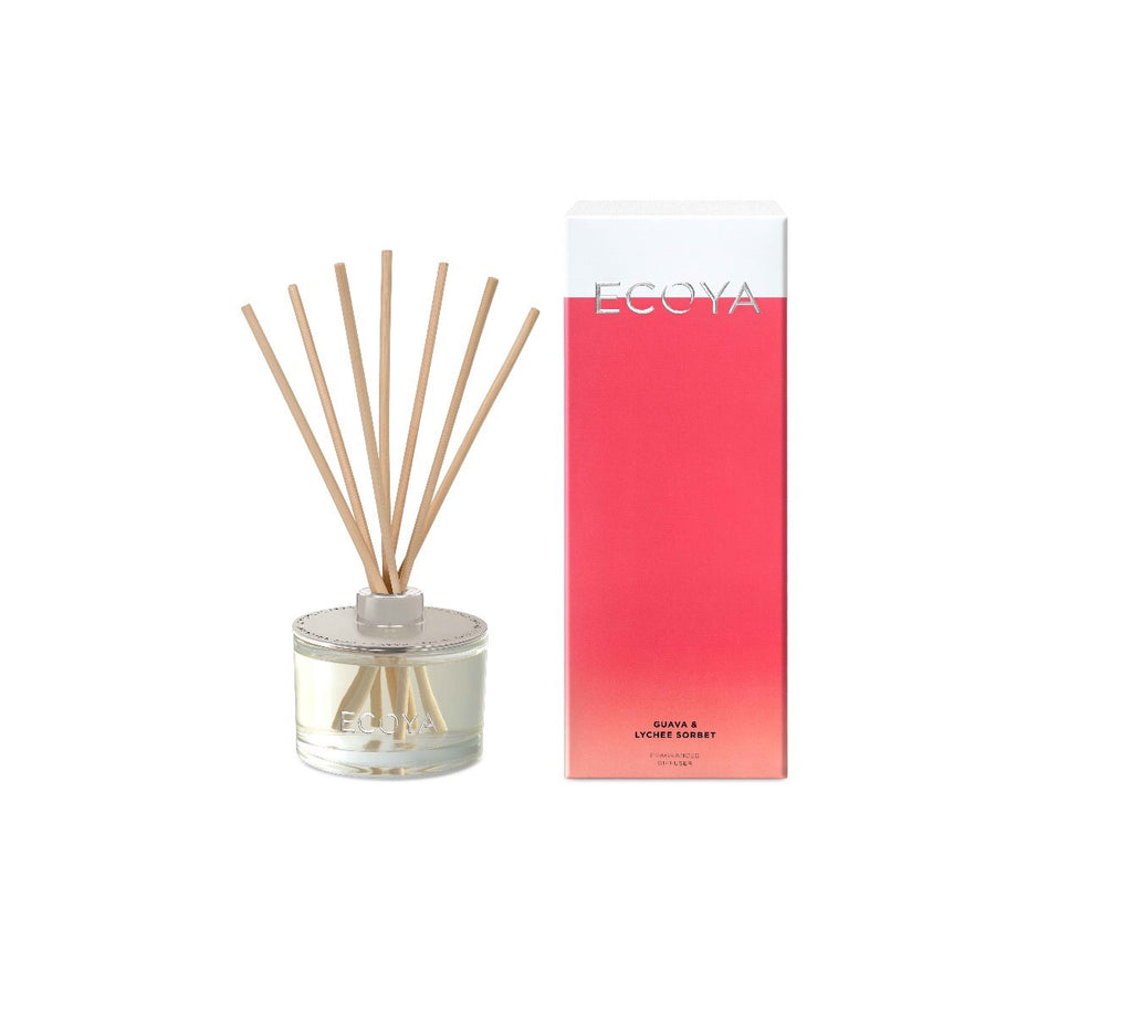 ECOYA Diffuser in Guava & Lychee Sorbet