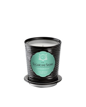 AQUIESSE Fine Tin Candle in Sugarcane Shore No. 039