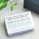 Emergency Dad soap 100% Natural Vegan